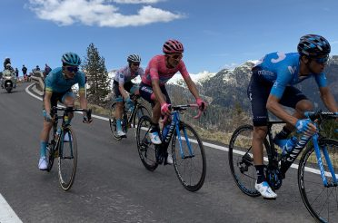 Notes from the Giro d'Italia