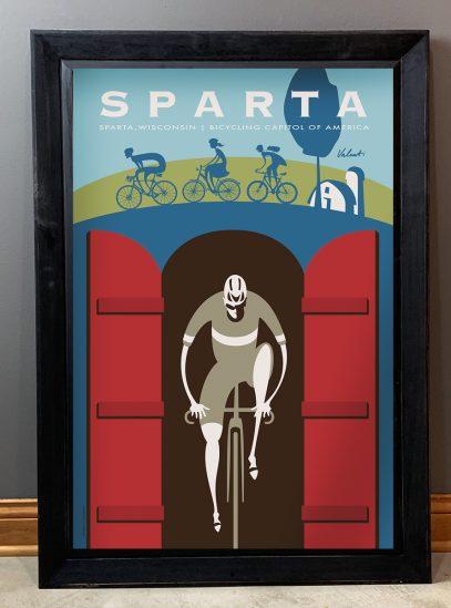 Sparta Tunnel_framed