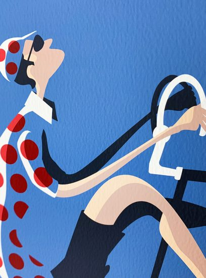 Ventoux Giant_detail rider