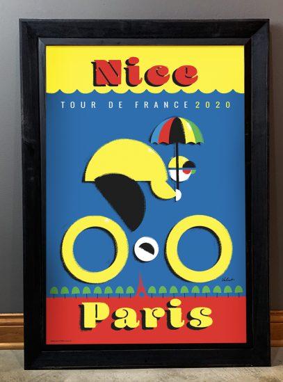 TDF 2020 Nice_framed