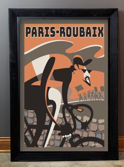 Paris Roubaix 2020_framed