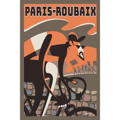 Paris Roubaix 2020 | Cycling Art Print