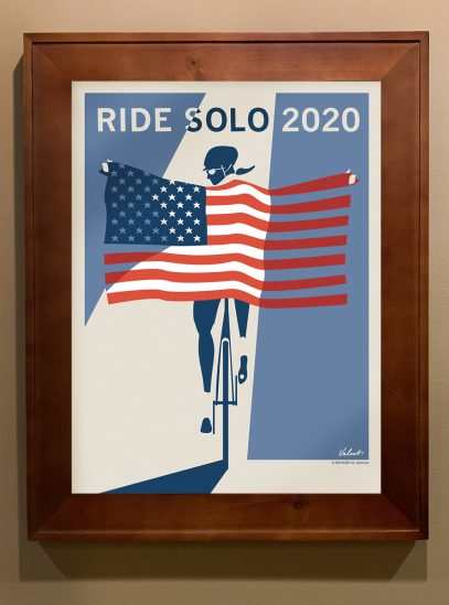 Ride Solo 2020_framed