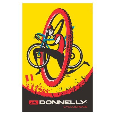Donnelly CX | Cycling Art Print