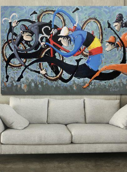 Belgian Tango Sofa